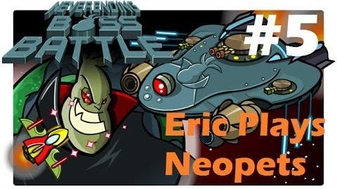 Let's Play Neopets 5 Neverending Boss Battle