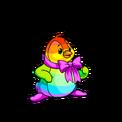 Bruce rainbow
