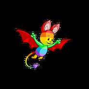 Korbat rainbow