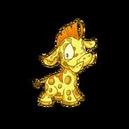 Moehog sponge