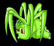 Spidergrundo beaten