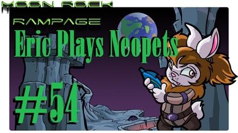 Let's Play Neopets 54 Moon Rock Rampage