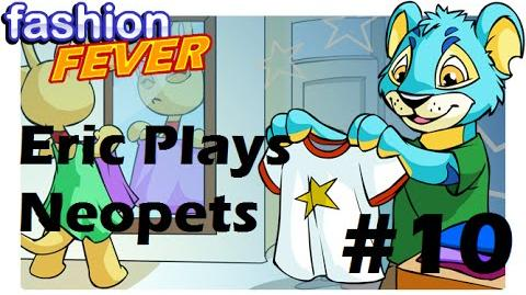 Let's Play Neopets 10 Fashion Fever
