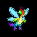 Buzz rainbow