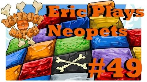 Let's Play Neopets 49 Destruct-O-Match III