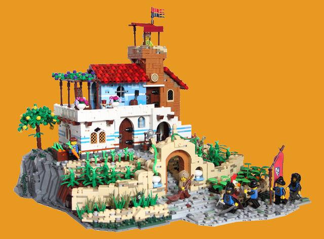File:Terraced Villa1rsorange 290616.JPG