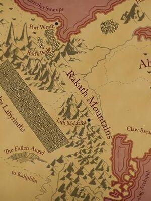 Rakath Mountains