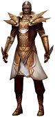 General Morgahn Primeval armor