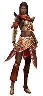 Margrid the Sly Corsair armor