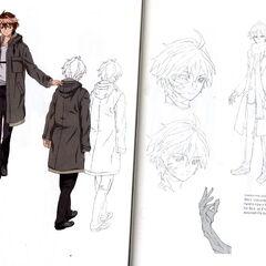 Character Design (Episode 18 onward)