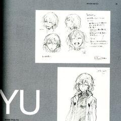 Yuu Character Design 2