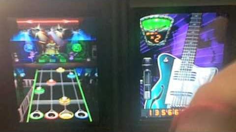 Guitar Hero On Tour Modern Hits Reptilia - Expert Sightread