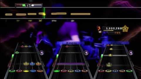 Never Let You Go - Third Eye Blind Expert Full Band Guitar Hero 5