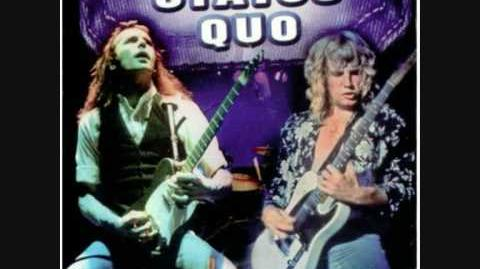 Status Quo Whatever you want
