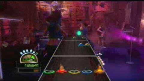 Guitar Hero World Tour - Kick Out The Jams Fc Expert Guitar Fc