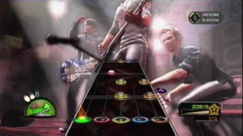 Guitar Hero Van Halen Beautiful Girls Expert Guitar FC