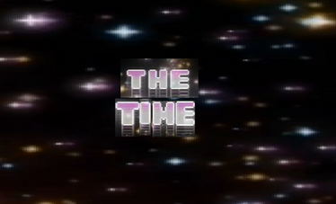 The Time TAWOG title card