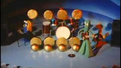 Gumby Adventures - Episode 1 Music Ball