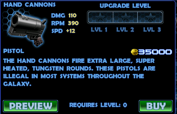 Hand Cannons 2