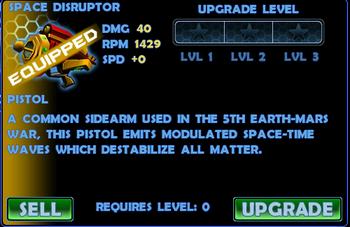 Space Disruptor 2