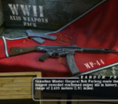 MP44 Assault Rifle