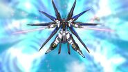 Strike Freedom - Voiture Lumiere 01