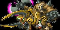 Cretebirth Gundam