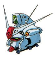 RX-78GP01(GUNDAM GP01) head