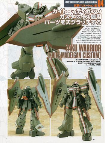 File:ZAKU Warrior -Kaite Madeigan Custom-.jpeg