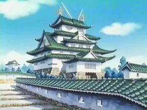 Gundam Castle
