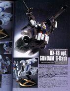Gundam GDash - GunWeaNewGen