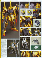 Model Kit Delta Gundam