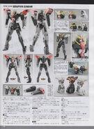 GN-008GNHW3G Seravee Gundam 00V IV