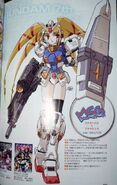 RX-78-7 - 7th Gundam - MS Girl