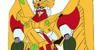 GF13-002NGR Zeus Gundam
