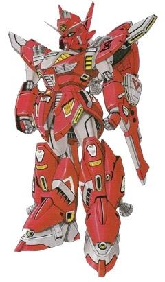 Front (Gundam-style Head)