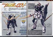 Gundam 00V Nadleeh Akwos