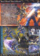 Musha Gundam Mk. II Manual Spread