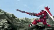 Gunner ZAKU Warrior - Lunamaria Custom 02