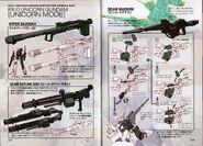 RX-0 Unicorn Gundam-U - WeaponTechDetailDesign