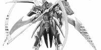 XXXG-01DF Gundam Dark Angel
