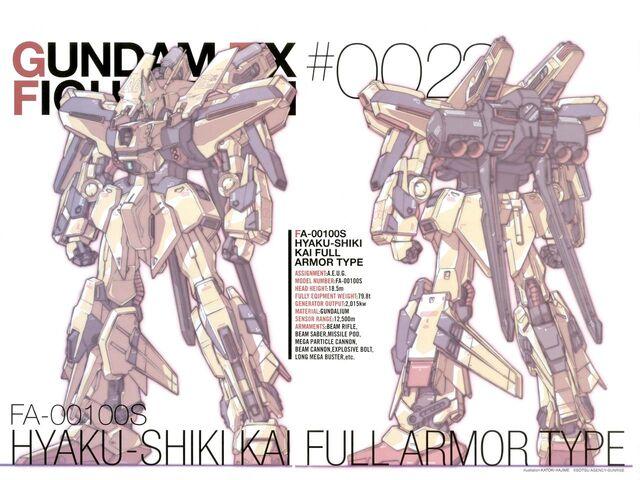 File:FA-00100S - Hyaku-shiki Kai Full Armor Type GFF.jpg
