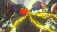 191 GF13-006NA Gundam Maxter (from Mobile Fighter G Gundam)