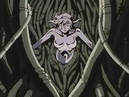 Rain shows herself from Devil Gundam
