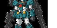 GT-9600-DV Gundam Leopard da Vinci
