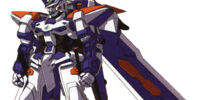 MBF-P03secondL Gundam Astray Blue Frame Second L