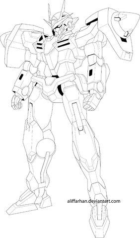 File:00 Gundam Lineart.jpg
