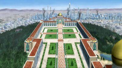 Azadistan Palace