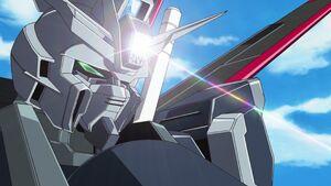 Deuterion Beam Energy Transfer - Impulse Gundam
