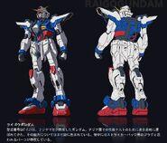 GAT-FJ108 - Raigo Gundam0